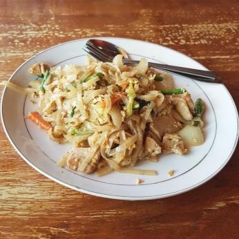 Laos Fried Noodles