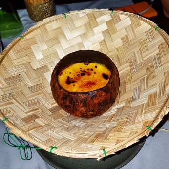 Coconut Creme Brulee (Dessert) - Credit: D-Lynn