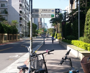 Bảng chỉ dẫn đến Xiangshan