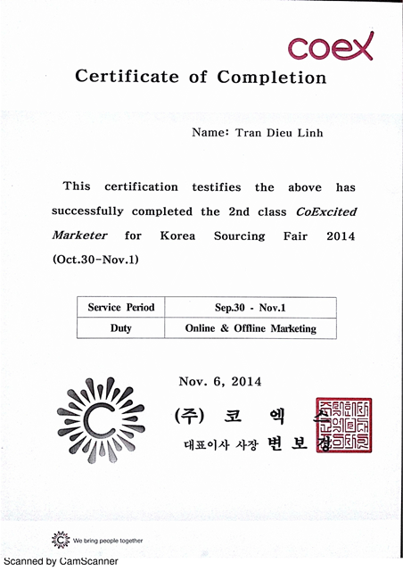 certificate-from-coex