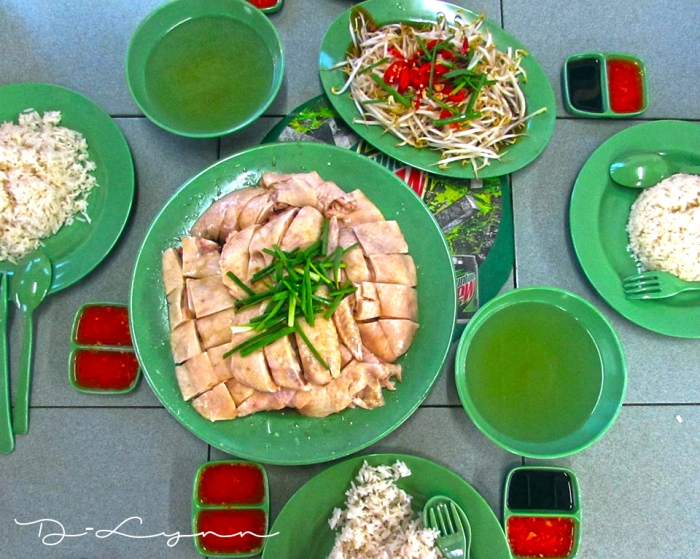 Done 2.1 Ming Kee - Cơm gà 2.1