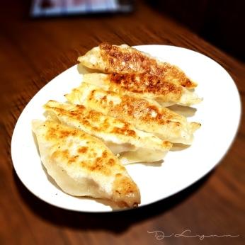 Pan fried dumplings - Credit: wannabelocal