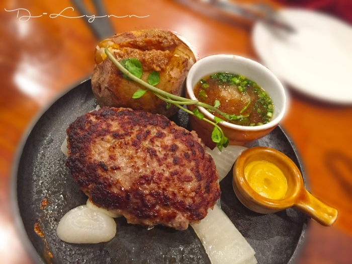 wannabelocal-Tsubame-style hamburger steak 1