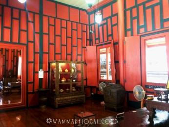 Mô hình căn nhà kiểu xưa của Thái