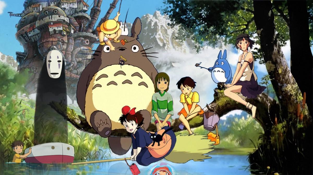 Hướng dẫn mua vé bảo tàng Ghibli