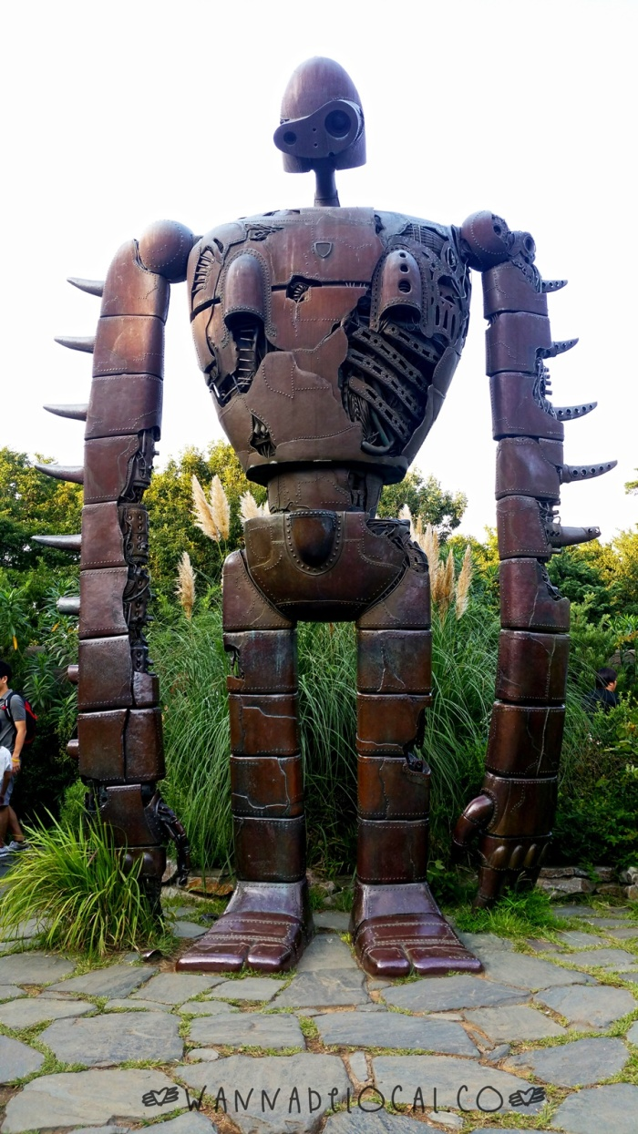 Có gì ở Bảo tàng Ghibli, một phần của Mitaka 1