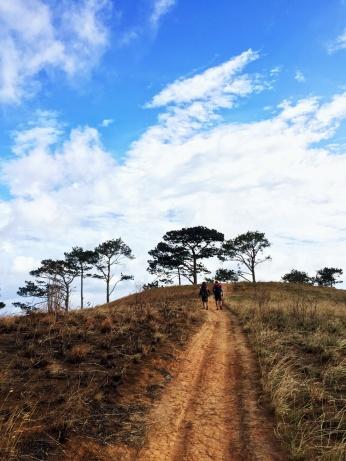 Trekking Tà Năng - Phan Dũng có gì vui 11