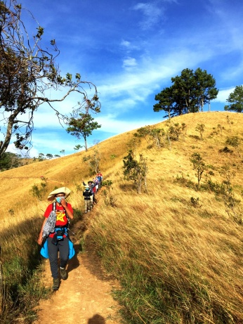 Trekking Tà Năng - Phan Dũng có gì vui 20