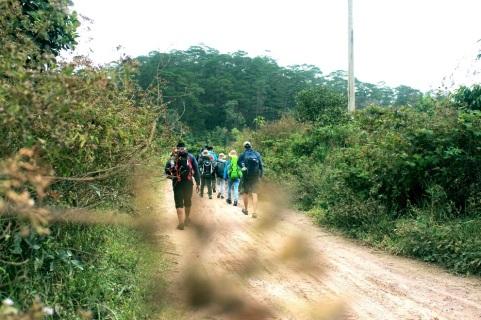 Trekking Tà Năng - Phan Dũng có gì vui 7