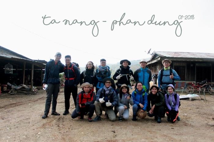 Trekking Tà Năng - Phan Dũng có gì vui 8